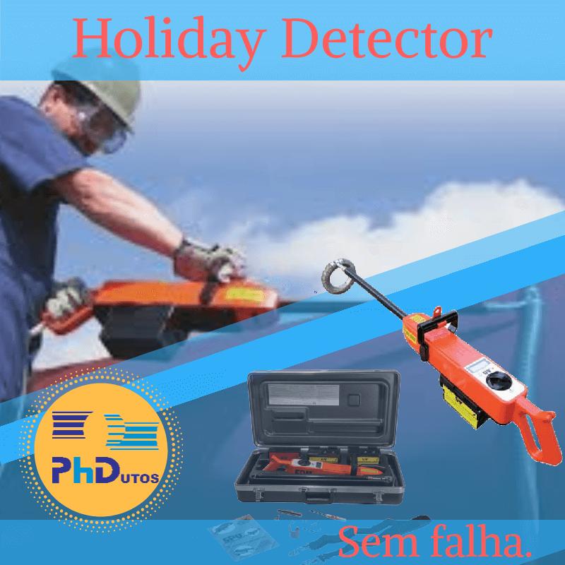 holiday detector de falha spark test